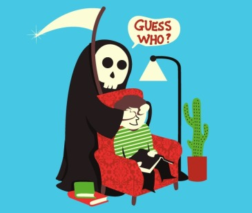 death-is-funny