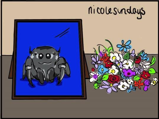spider memorial