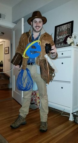 internet explorer halloween costume pun